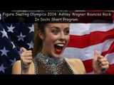 Figure Skating # Figure Skating Olympics 2014  Ashley Wagner Bounces Back In Sochi Short Program