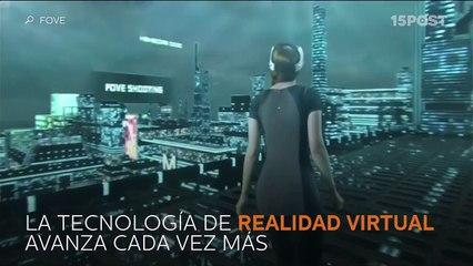 Con estos lente de realidad virtual ya no necesitarás usar las manos