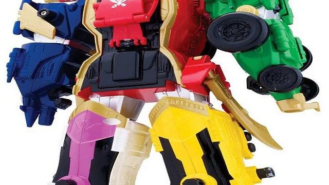 Power Rangers Super MegaforceLegendary Megazord