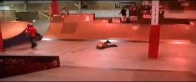 5 Years of Rollerblading falls