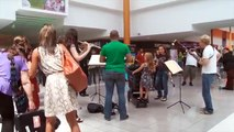 Eishmedia presents Cape Philharmonic Orchestra Flashmob - West Gate, Mitchells Plain