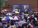 Pres. Clinton's Remarks At Landmark for Peace Memorial (1994)