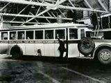 Cummins History: Cummins 1932 Coast-to-Coast Bus Run