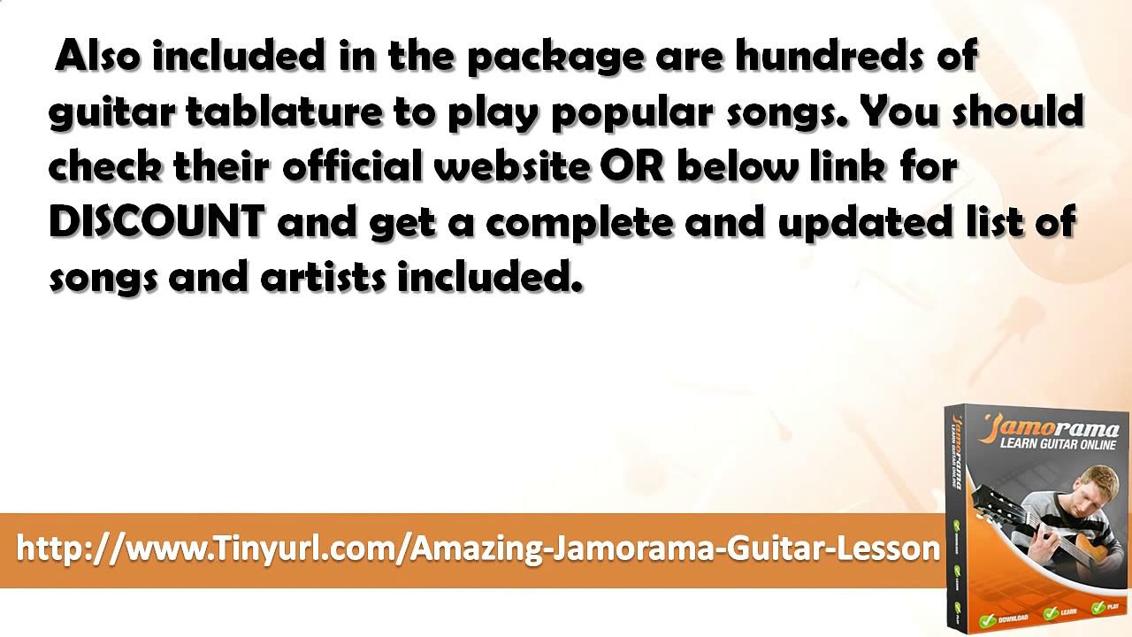 Jamorama Electric Guitar   Jamorama Electric