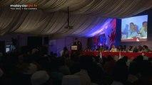 PKR 8th National Congress - Light banter between Saifuddin & Azmin