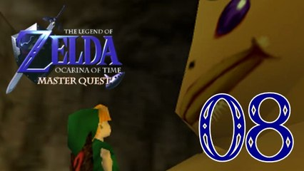 Lets Play - Zelda Ocarina of Time | Master Quest [08] Die Dodongs Höhle