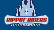 Classic Game Room - RIPPIN' RIDERS SNOWBOARDING review for Sega Dreamcast