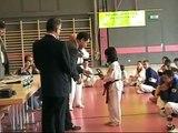 Taekwondo-Emilie Tran - l'Enfance et le TKD