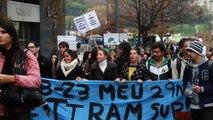 Manifestação de Estudantes do Ensino Superior - Lisboa - 29/11/2011