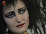 SIOUXSIE & THE BANSHEES – Siouxsie i/v ('Rox Box', RTBF, Belgian TV, 10 June 1986)