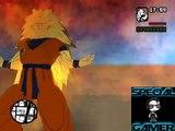GTA San Andreas Mod Transformaciones De Goku SSJ1 A SSJ Dios