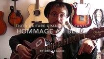 Cours guitare Special Débutants - Tuto Blues Acoustique
