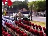 S.M. le Roi Mohammed VI, chef suprême et chef détat-major général des FAR,