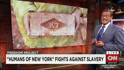 'Humans of New York' Blogger, Brandon Stanton fights against Slavery in Pakistan