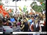 Ecuador: Correa llama a la firmeza y unidad frente a intento golpista