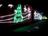 Canadian Pacific Christmas  Holiday Train December 01 2009 at West Toronto.