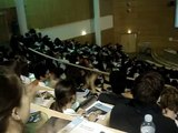 Amphi médecine Paris-Ouest : 28/10/08 : 5° cours d'Anatomie - 5