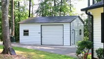 Garage Buildings - Carports, Garage, Metal Buildings