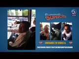 Los Supercívicos: El Gandalla violento del metrobús.