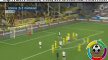 All Goals & Highlights HD | Odds BK 3-4 BVB Dortmund - Europa League 20-8-2015 HD