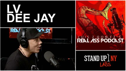 REAL ASS PODCAST - LV. Dee Jay