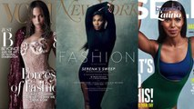 Estrellas afroamericanas lucen increíbles en las portadas de revistas de septiembre