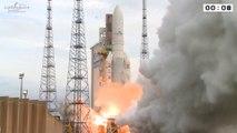 Décollage d'Ariane 5 (20/08/15)