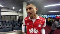 Reacciones Luis Páez Independiente Santa Fe Campeón Super Liga Postobon 2015
