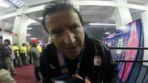Reacciones Cesar Pastrana Independiente Santa Fe Campeón Super Liga Postobon 2015