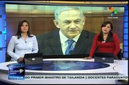 Israel: afirma Benjamin Netanyahu que atacará Gaza de manera constante