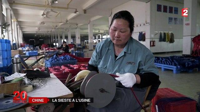 Travail : la sieste, plus qu'une tradition en Chine