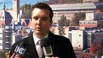 Postgame Interviews: Cornell Women's Ice Hockey vs. Dartmouth - 2/14/15
