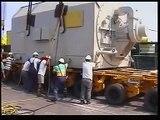 GE No Mountain Too High Heavy Transport from Arica (Chili) to Santa Cruz (Bolivia)