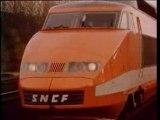 Film sur le TGV du centre audiovisuel de la SNCF !