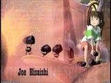 Joe Hisaishi - Spirited Away - Reprise - Waltz of Chihiro (Piano solo)