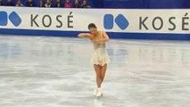 Akiko Suzuki (Japanese National Championships Free Skating)