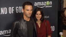 "Courteney Cox & Johnny McDaid ""Hand of God"" Premiere Screening Red Carpet Arrivals"