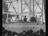 British Pathe Newsreel - 23rd February, 1939