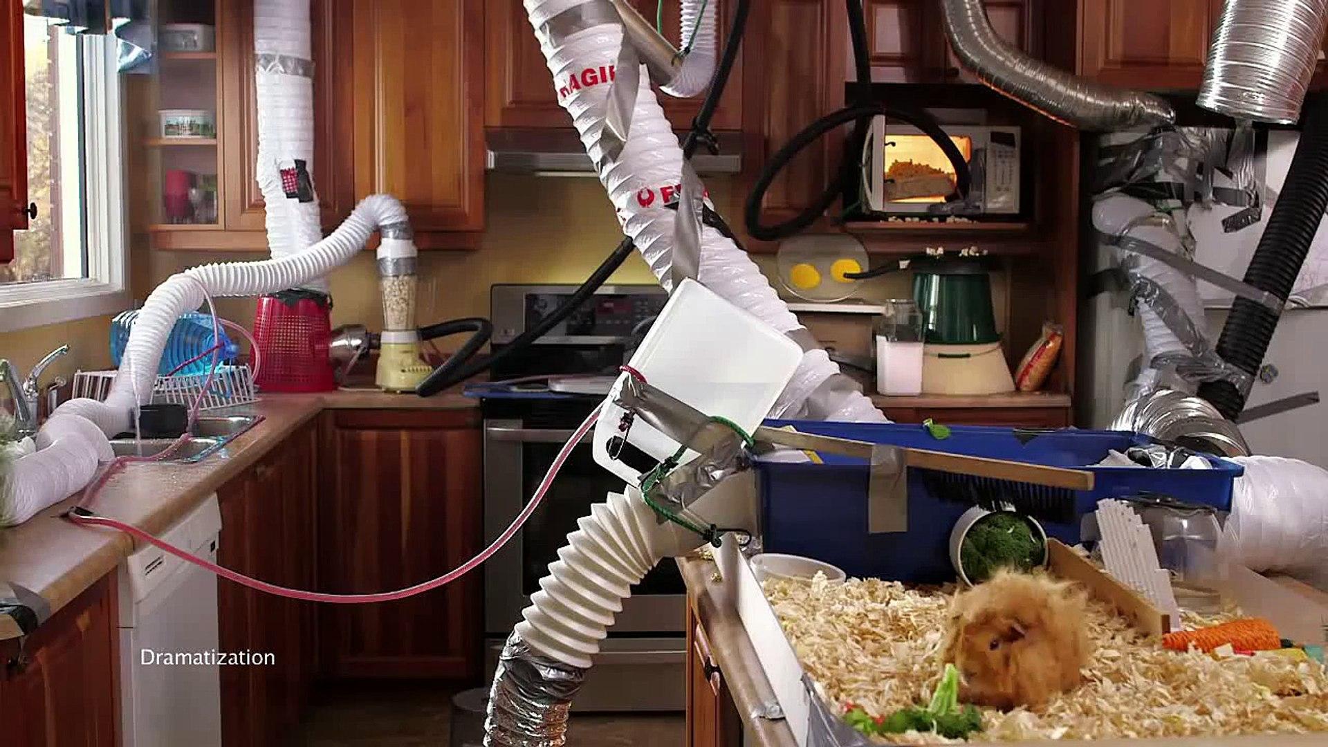 Kijiji TV Commercial - The Kid Mess