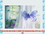 Schmetterling f?r M?dchen-Kinderzimmer Dekoration zum Aufh?ngen Schmetterling-Wanddeko f?r