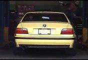 BMW M3 Turbo 1000 Horsepower Exhaust Revving