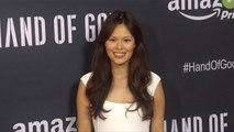 "Elaine Tan ""Hand of God"" Premiere Screening Red Carpet Arrivals"