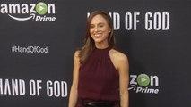"""Jennifer Cortesse """"Hand of God"""" Premiere Screening Red Carpet Arrivals"""
