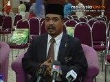 Wahabi, terorisme: Menteri agama elak ulas