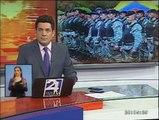 Dos militares fueron retenidos por comuneros de Ambato