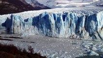 Perito Moreno Glacier collapsed