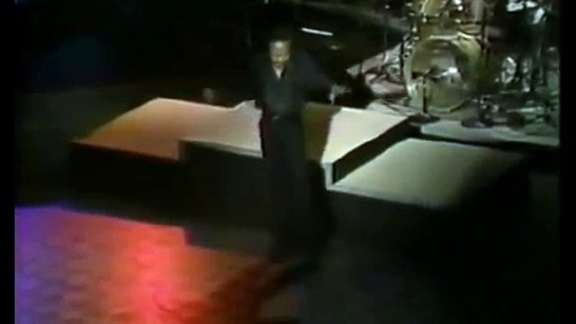 1981 MAX ROACH & tap dancer HAROLD NICHOLAS of the NICHOLAS BROTHERS