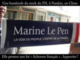 Marine Le Pen Racisme Made in France.