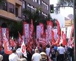 11 Marzo 2012 Las Palmas de Gran Canaria Manifestación