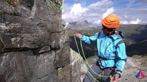 Etude sur les longes pour l'alpinisme et l'escalade